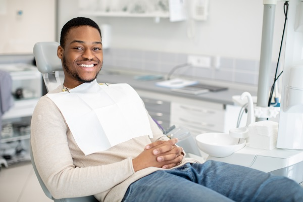 Dental Checkup For Damaged Tooth Pulp