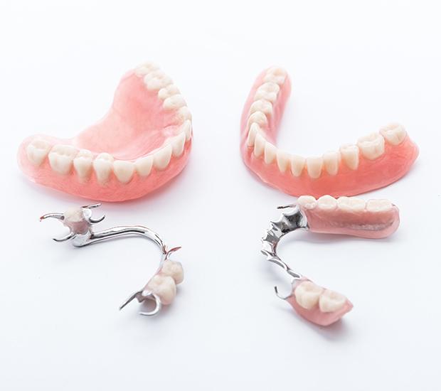 San Francisco Dentures and Partial Dentures